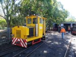 The Valdora Shunting at the Shed